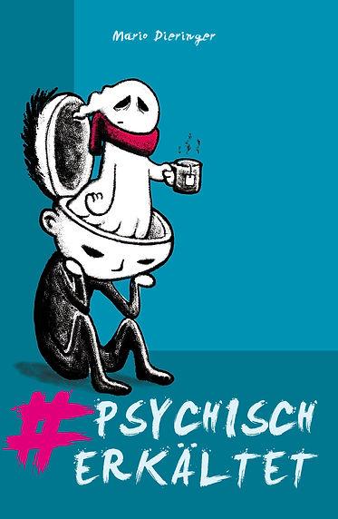 buch cover # Psychisch Erkältet. blaauve