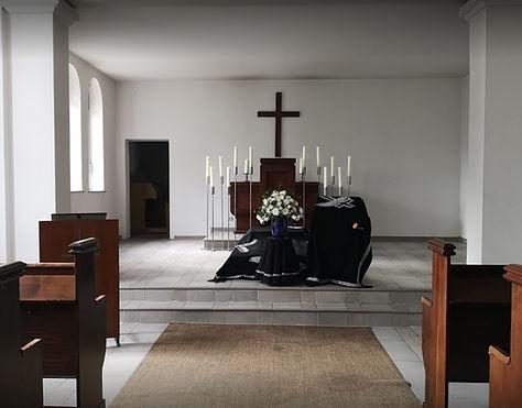 Trauerredner für Beerdigungen in Berlin / Brandenburg
