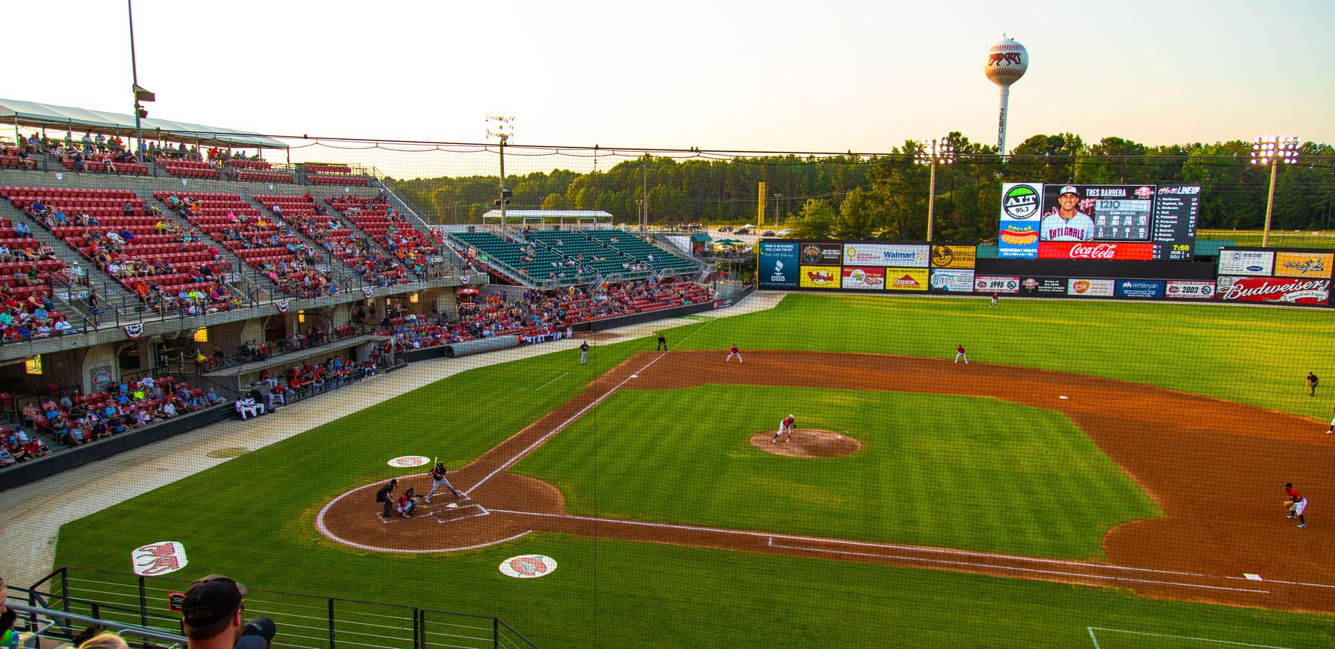 Five County Stadium