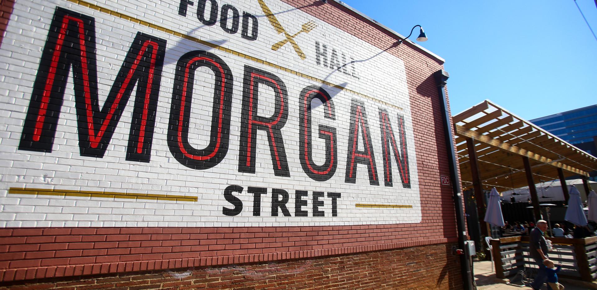 Morgan Street Food Hall