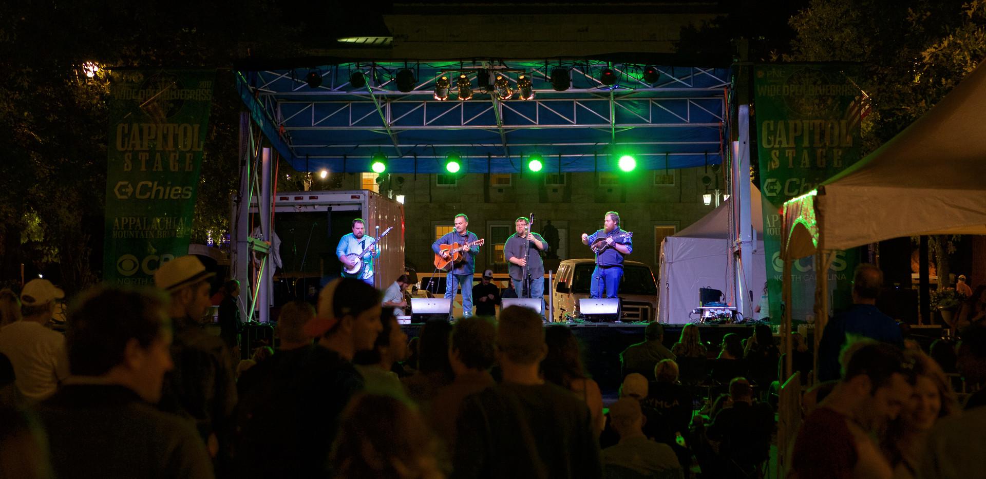 Wide Open Bluegrass