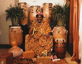 One of best African drummer