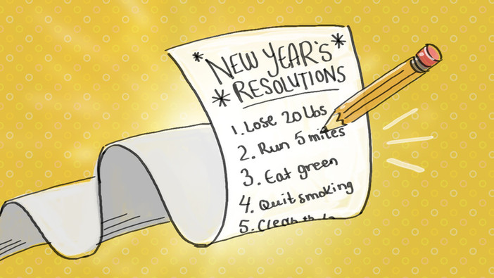 Getting Rid of Resolutions!