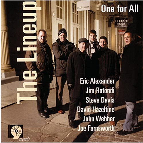 One For All - The Lineup - Downtown Sounds - Tenor Saxophone