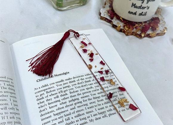 Rose/Gold Bookmark