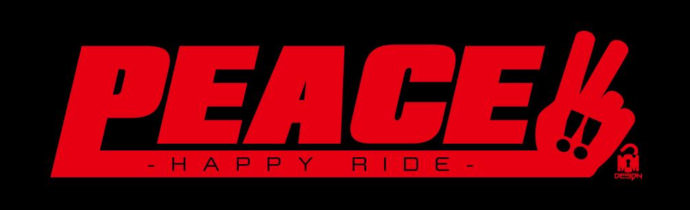 PEACE-logo 赤3