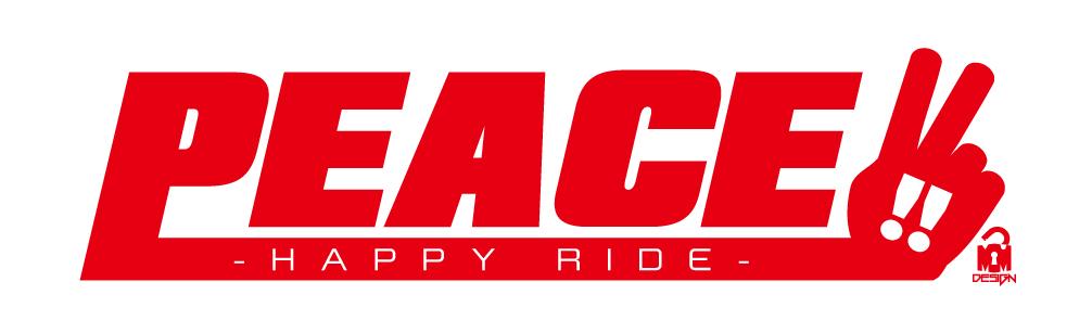 PEACE-logo 赤2