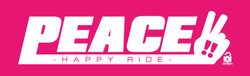 PEACE-logo ピンク