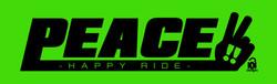 PEACE-logo グリーン