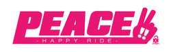 PEACE-logo ピンク2