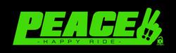 PEACE-logo グリーン3