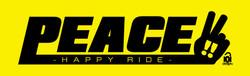 PEACE-logo 黄色