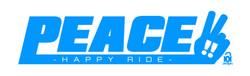 PEACE-logo ライトブルー2