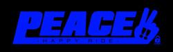 PEACE-logo 青