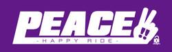 PEACE-logo 紫
