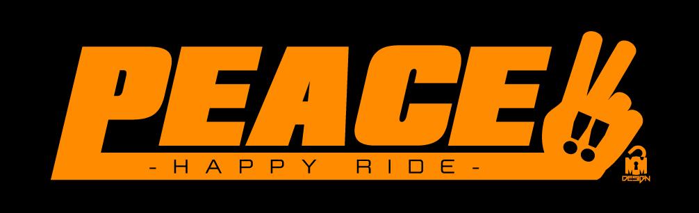 PEACE-logo オレンジ3