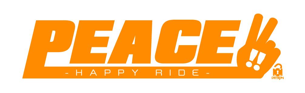 PEACE-logo オレンジ2