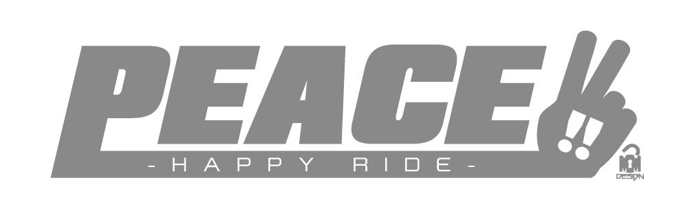 PEACE-logo グレー2