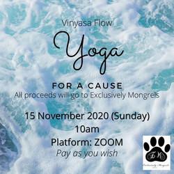 Yoga - 15 Nov 2020