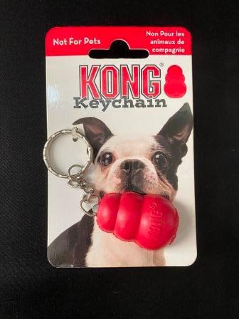 Kong Keychain