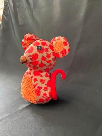 Suntec City Rat Soft Toy