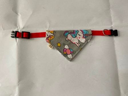 Bandana with Collar for Puppy