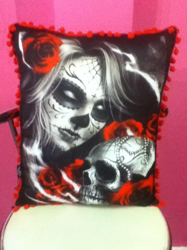 eternal bliss cushion