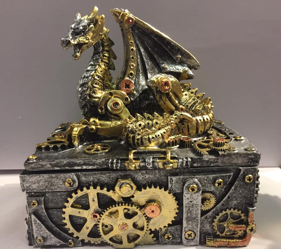 mechanical dragonbox