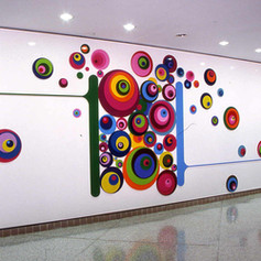 going-wall-painting-wood-aluminum-credit