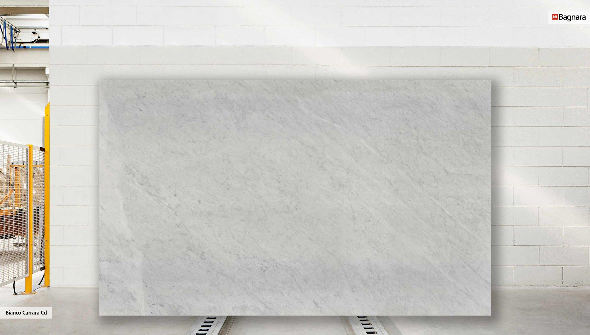 Bianco Carrara CD Slab