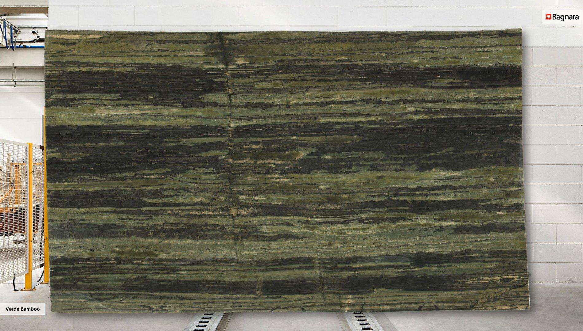 Verde Bamboo Slab