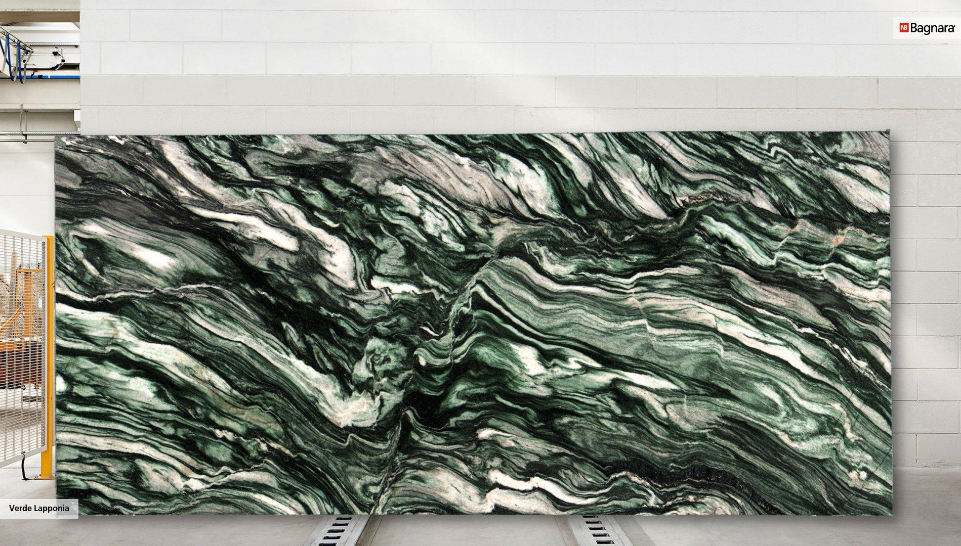 Verde Lapponia Slab