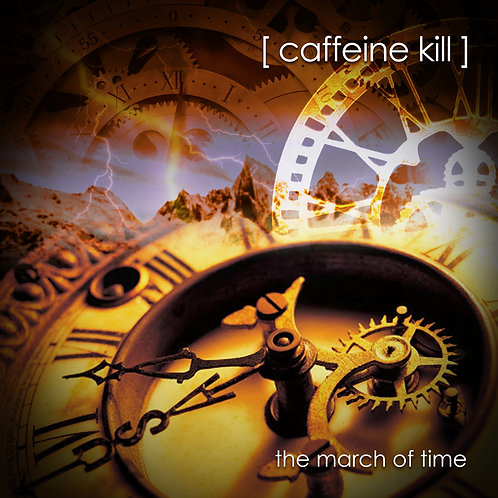 The March Of Time (Digipack CD)