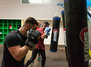 Propel Fitness Dunedin Boxing Class
