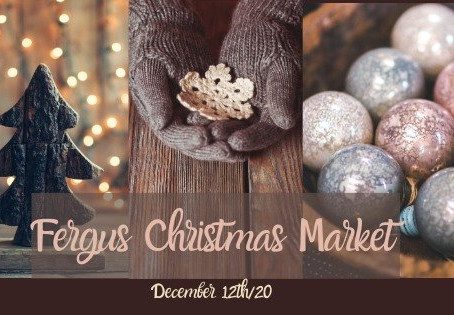 Christmas in The Kitchener Waterloo Region: Fergus Christmas Market