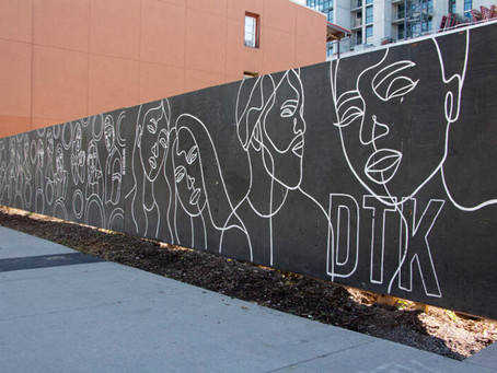 Kitchener Walks: DTK Art Walk