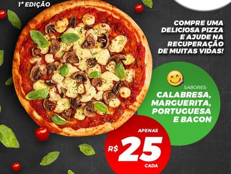 PIZZA COM AMOR