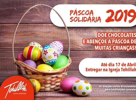Páscoa Solidária 2019