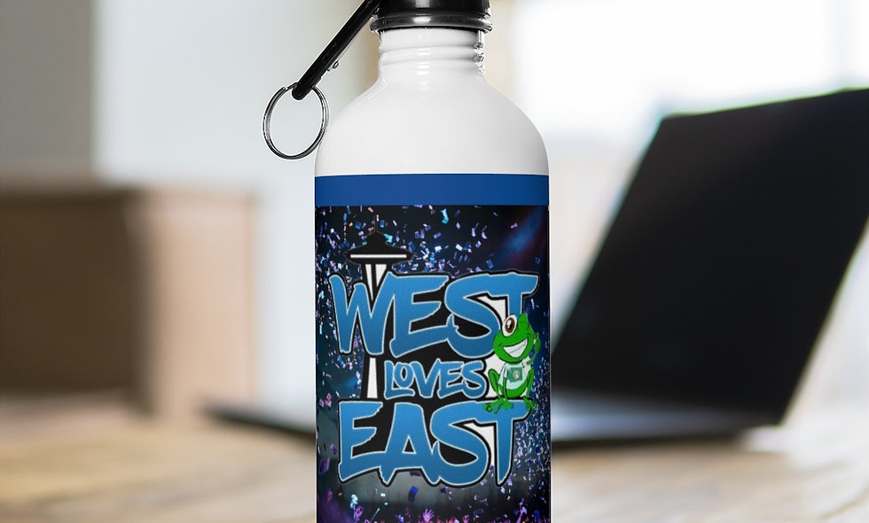 WLE Stainless Steel Water Bottle