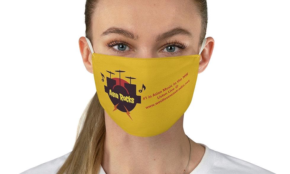 Asia Rocks Fabric Face Mask