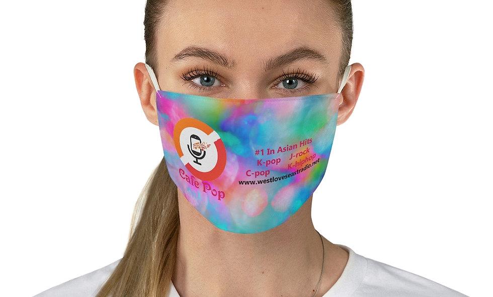 Cafe Pop Fabric Face Mask