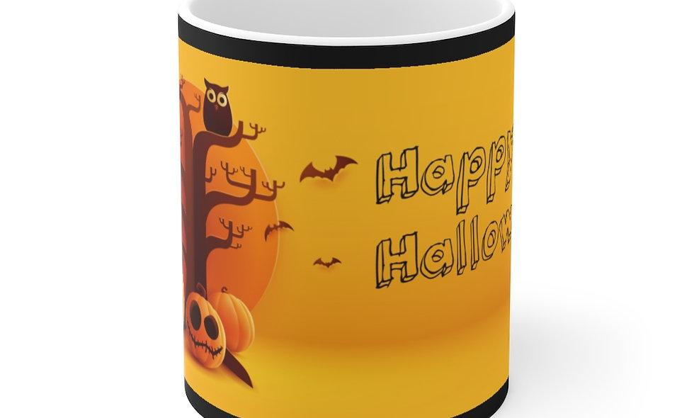 Halloween Mug 11oz