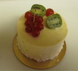 Raspberry and Coconut