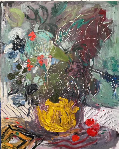 A Vase of Flower, 2019