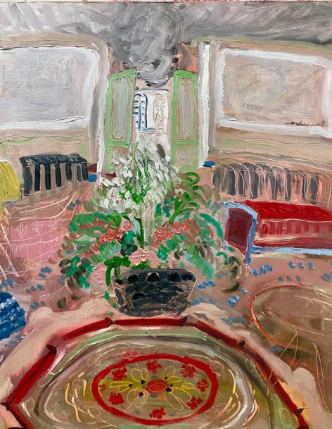 Interior IV, 2019