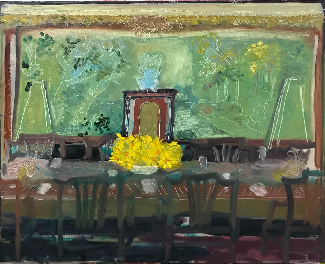 Interior III ,2019
