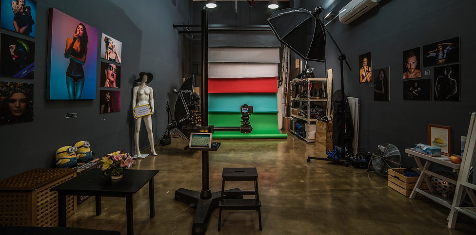 Cool Cheese Studios. A Photography Studio for rent in Singapore.