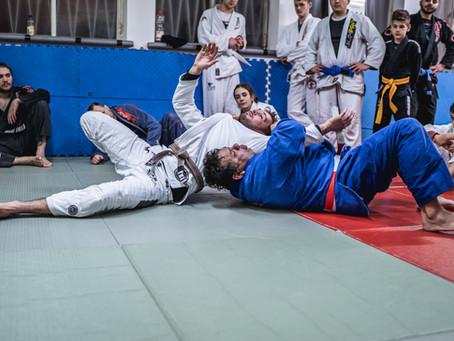 Brazilian Jiu Jitsu Seminar in Aschaffenburg