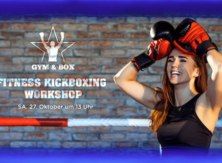 Fitness Kickboxing Workshop