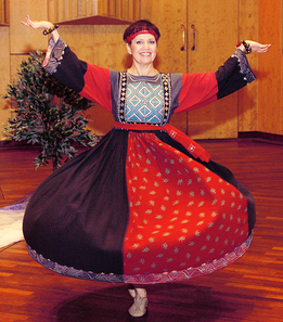 Israelisk folkdans
